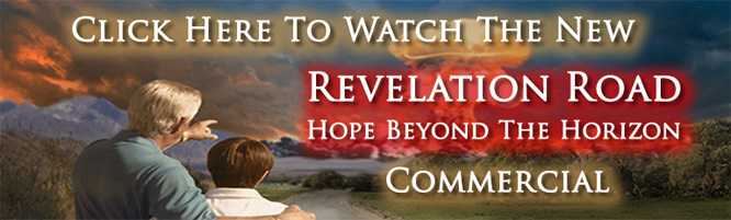 Watch the Prophecy Depot Ministries Commercial Revelation for the Rough Road Ahead