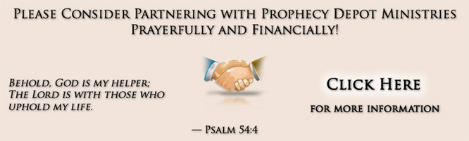 Prophecy Depot Ministries Partner Program