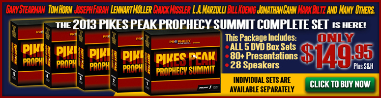 Prophecy Summit 2013 at Colorado Springs | Prophecy In The News