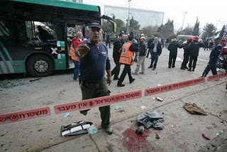 Egypt protests, bus bombing