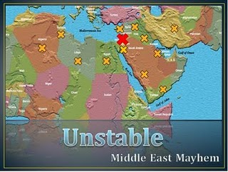 Middle East Mayhem