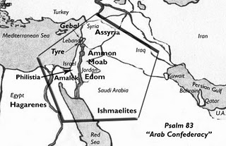 ezekiel 35 the arab israeli war before ezekiel 38