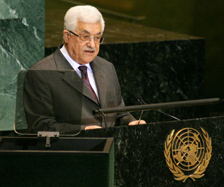 The Palestinians at the U.N.