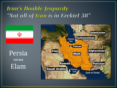 Did Jeremiah Predict Disaster for Iran?