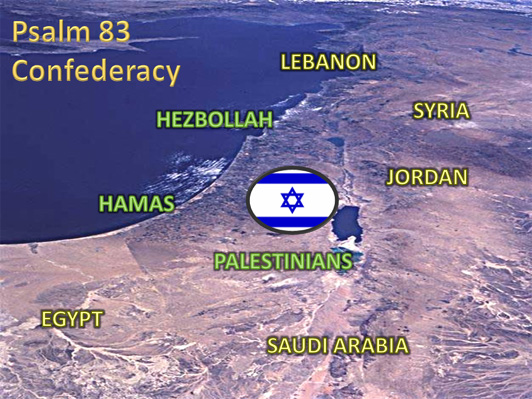 Psalm 83 Arab Confederacy