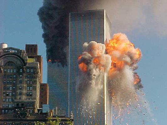September 11th, 2001 - Terrorism - WTC