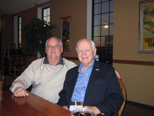 Dr. David Reagan and Bill Salus