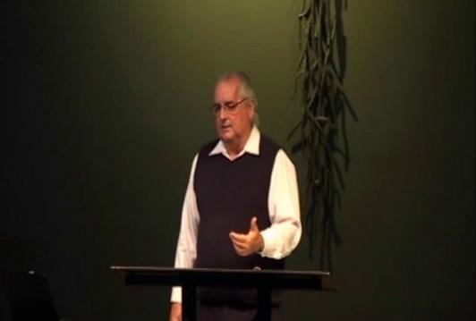 Bill Salus teaching at Calvary Chapel July 1, 2012