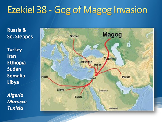 The Magog Invasion