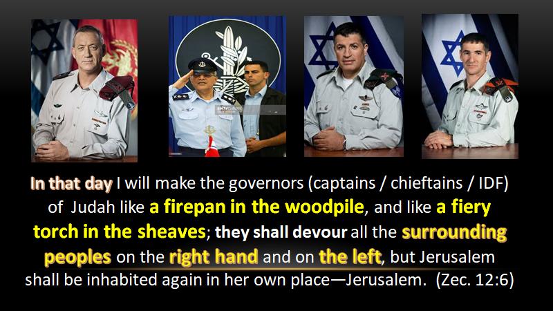 Zec 12 IDF