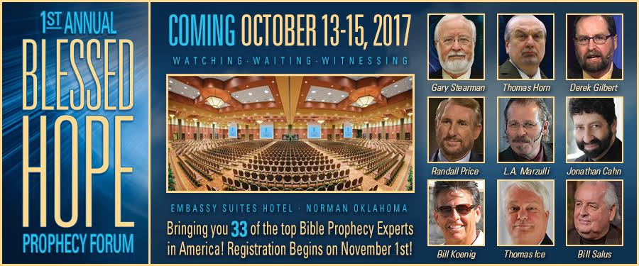 prophecy Watchers conf