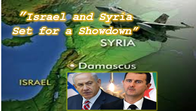 israel syria headliine