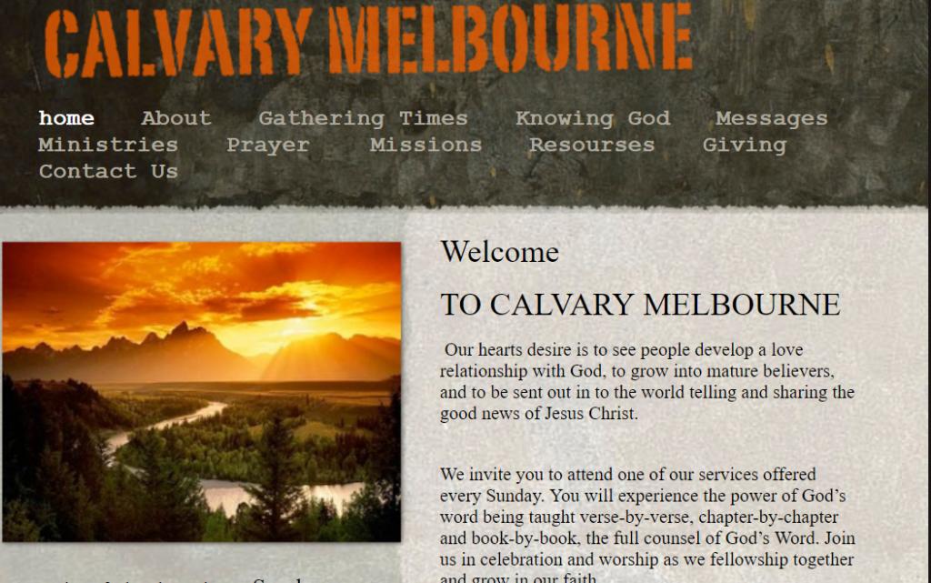 calvary melbourne