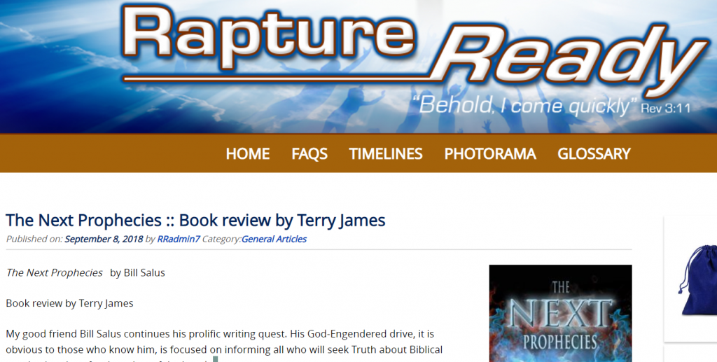terry james review