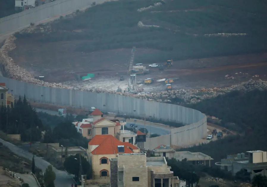 hezbollah wall